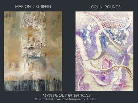 """Two TAG Members Exhibit at FCC in """"Mysterious Intentions"""""""