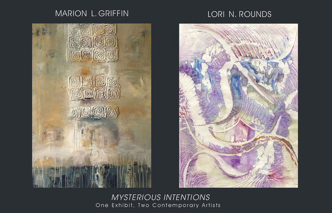 "Two TAG Members Exhibit at FCC in ""Mysterious Intentions"""
