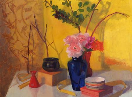 Marie Riccio at the Washington Studio School