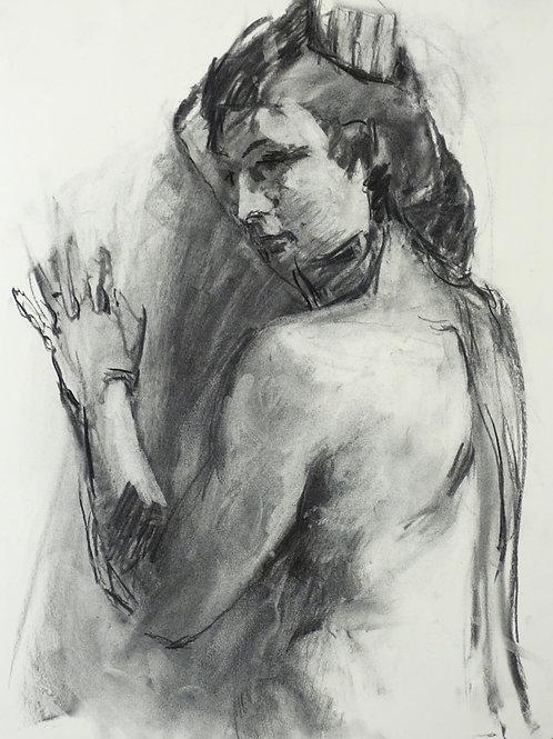 """Tom Semmes """"Figure Study"""""""