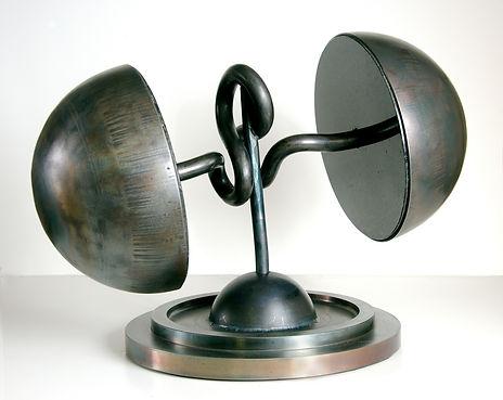 Sculpture by Luc Fiedler