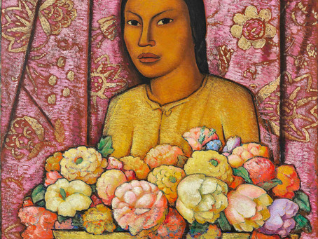 Spring in art part 6: It's always spring in Mexico