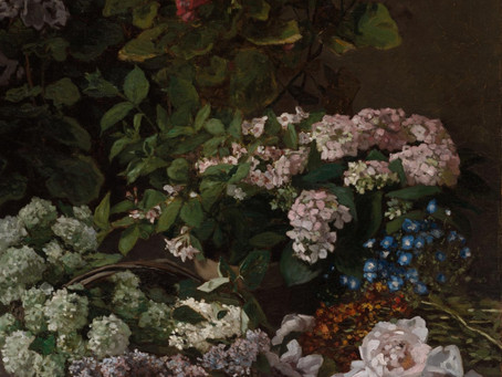 Spring in art part 3: Monet's wonderful floral obsession