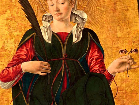 The delightful reunion of the Griffoni Polyptych - Palazzo Fava, Bologna