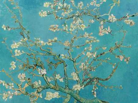 Spring in art part 5: van Gogh's Japanese connection