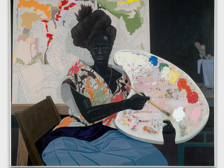 Kerry James Marshall IS the canon
