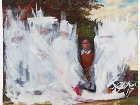 Titus Kaphar's Shifting the Gaze, 2017
