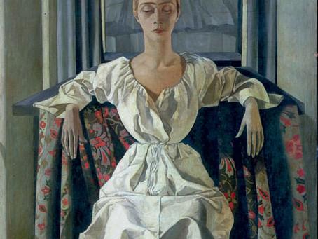 """The Unforgettables: Felice Casorati's """"Portrait of Silvana Cenni"""""""