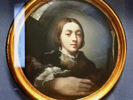 The Unforgettables: Parmigianino's Self-portrait in a Convex Mirror Kunsthistorisches Museum, Wien