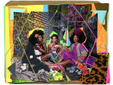 Celebrating the female black queer gaze: Mickalene Thomas