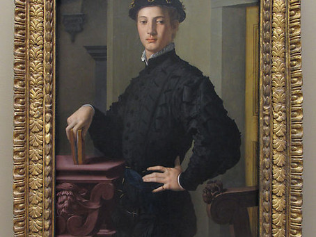 The Unforgettables: Bronzino's Portrait of a Young Man - The Met, New York