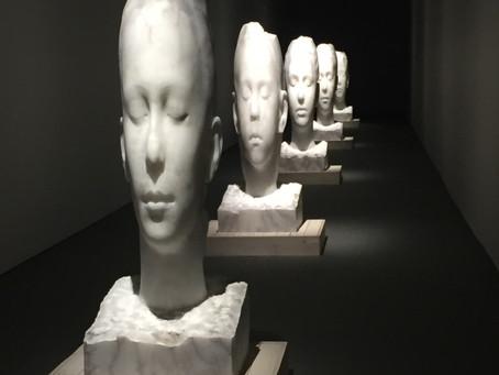 Flashback no. 2: Jaume Plensa, 56th Venice Biennale (11 October 2015)
