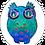 Thumbnail: Owl Wall Plaque