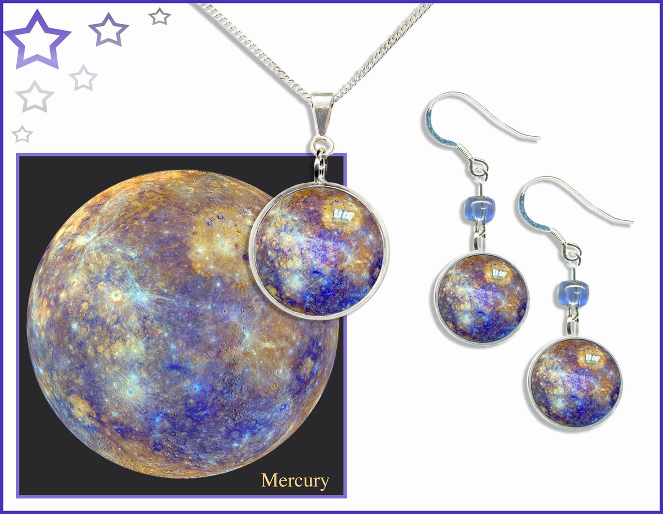 Mercury Gift Set.