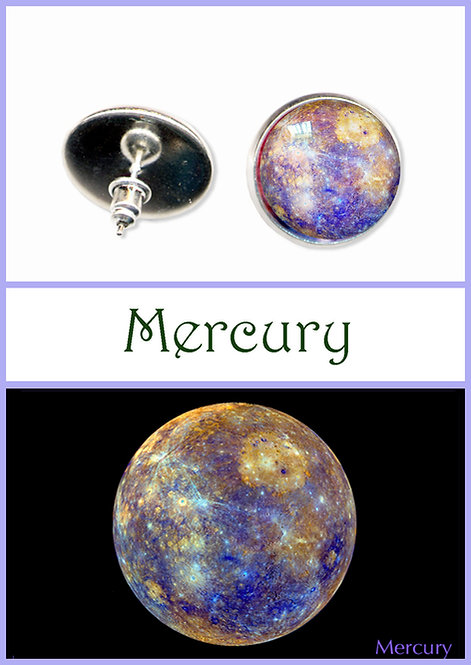 Mercury Studs/Clips