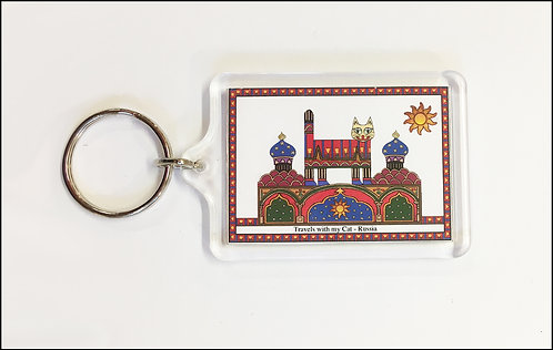 Russian Key-Ring