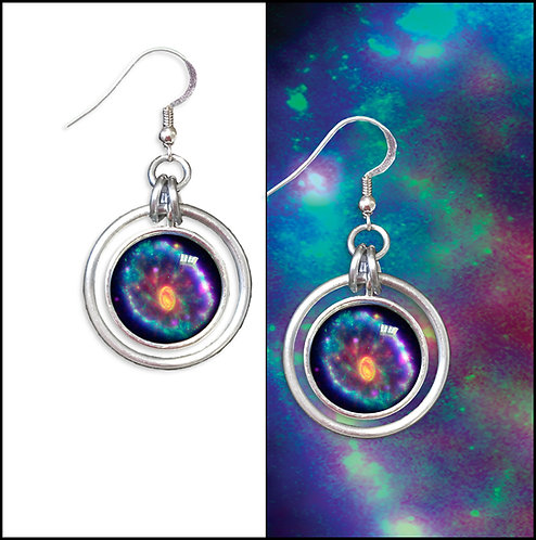 Cartwheel Galaxy Hoops