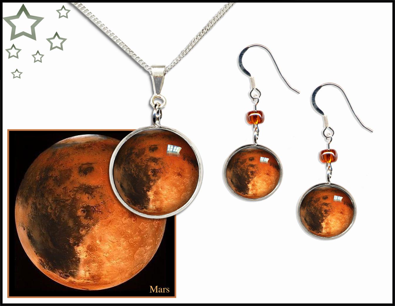 Mars Gift Set.