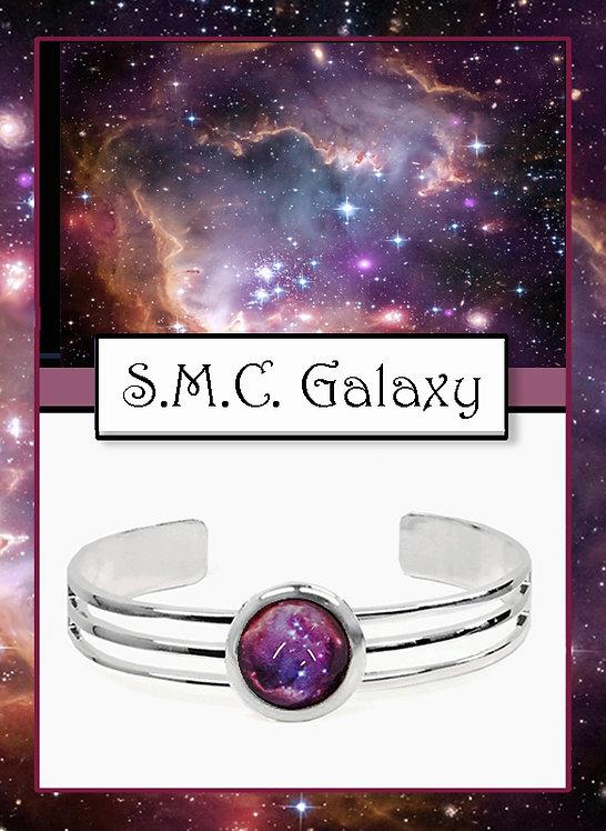 S.M.C. galaxy bangle