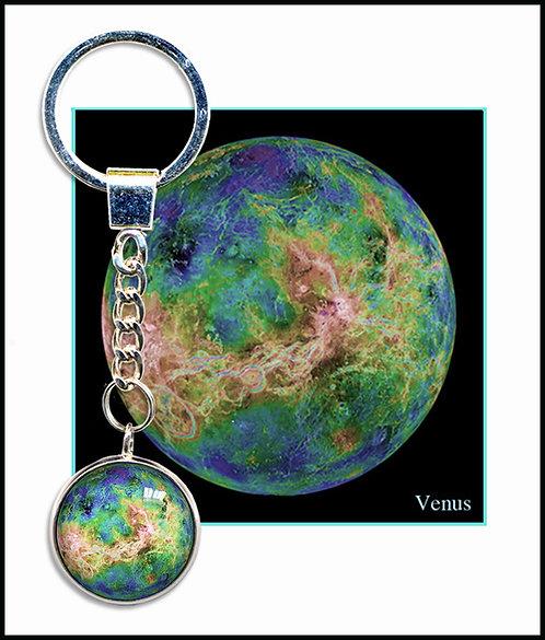 Venus keyring