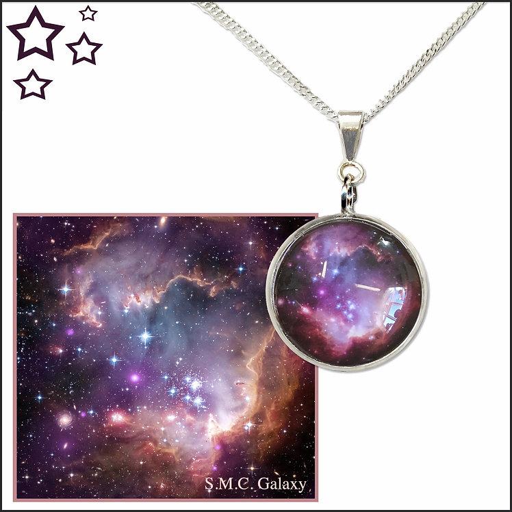 S.M.C. Galaxy Pendant