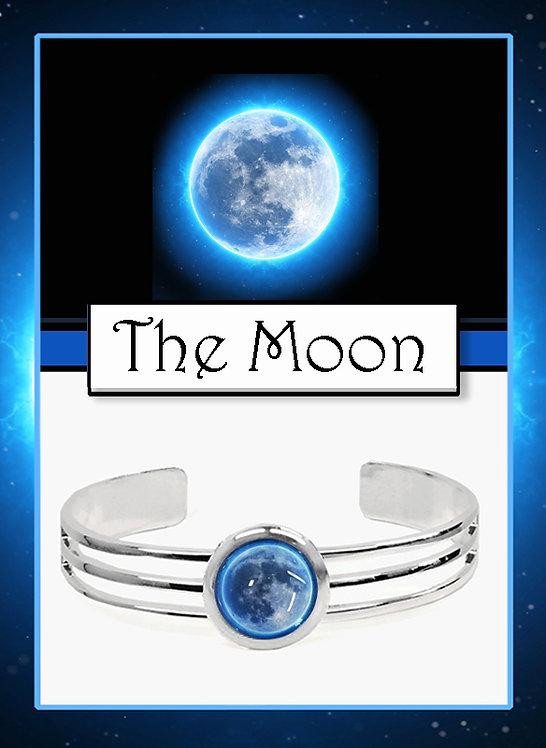 Blue Moon Bangle