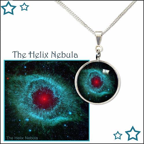 Helix Nebula Pendant