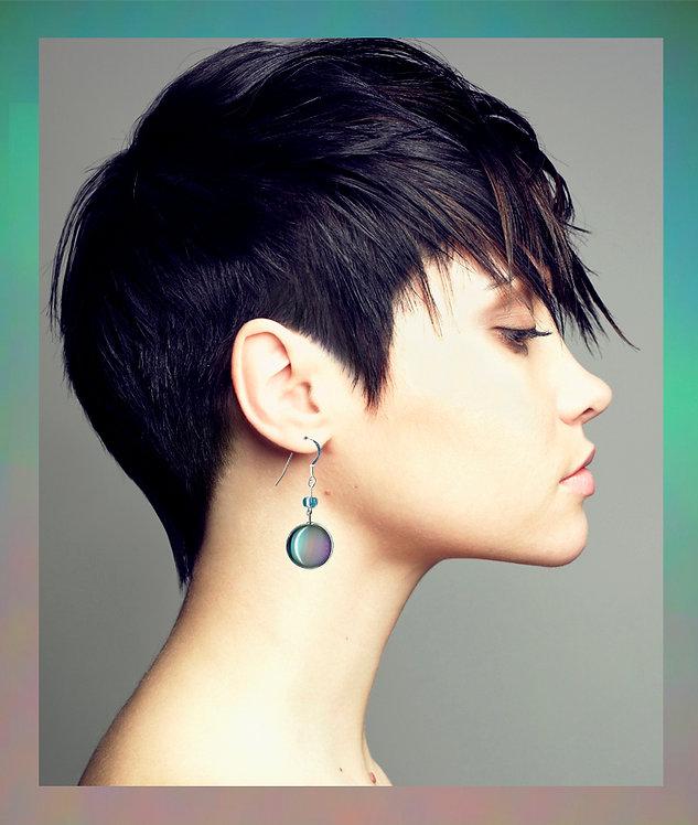 Uranus Earrings