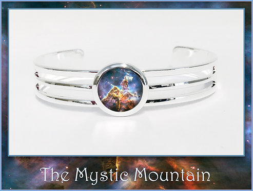 Mystic Mountain bangle