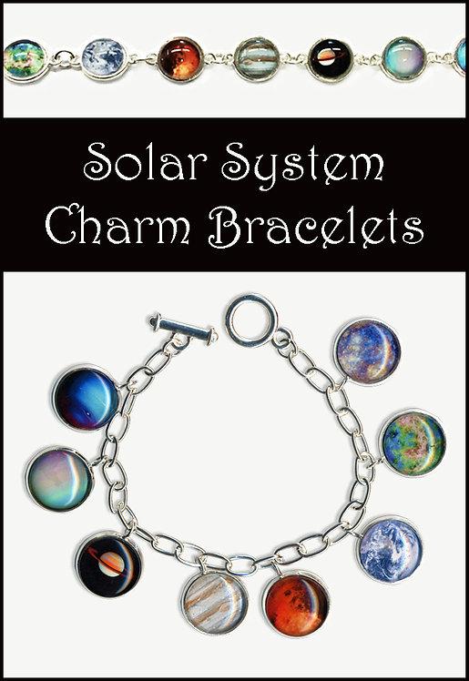 Planet Charm Bracelet