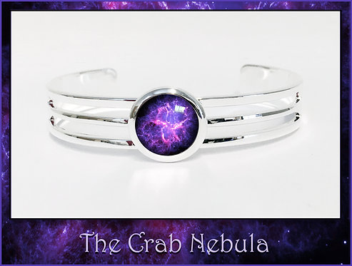 Crab Nebula Bangle