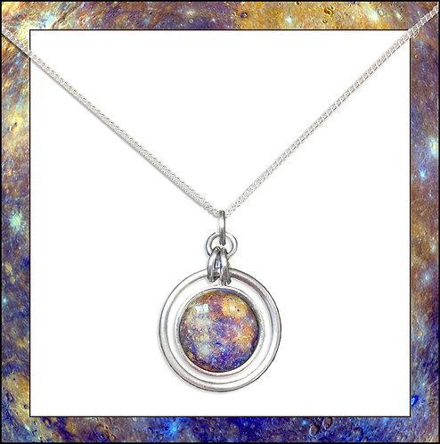 Mercury Hoop Pendant