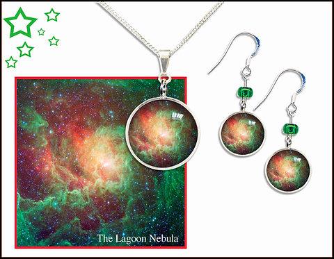 Lagoon Nebula Gift Set