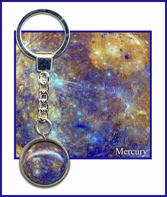 Mercury keyrings