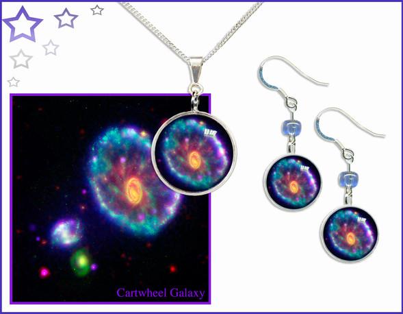 Cartwheel Galaxy Gift Set