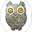 Thumbnail: Owl Wall Plaque