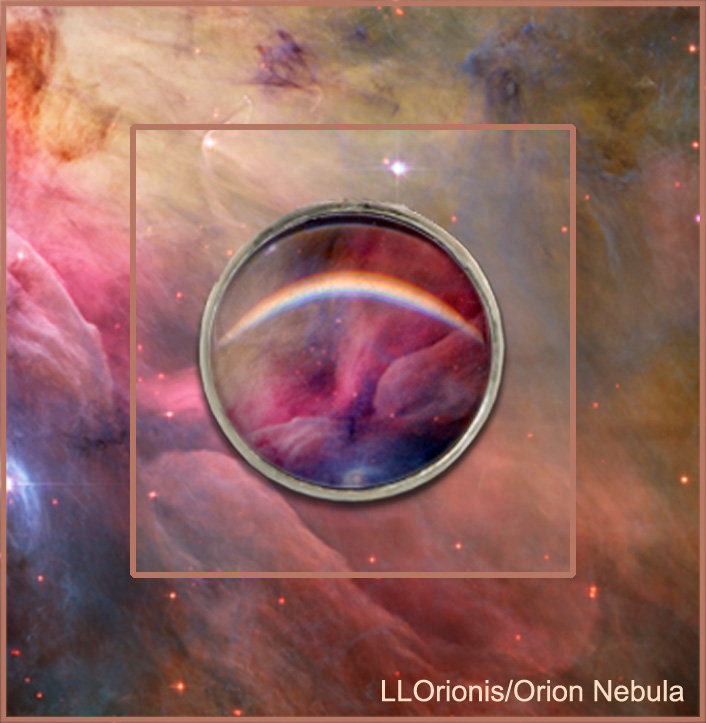 Ll Orionis Pin