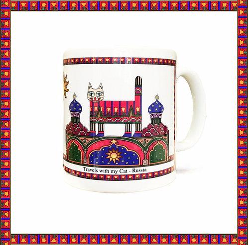Russian Cat Mug