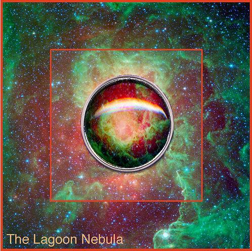 Lagoon Nebula Pin