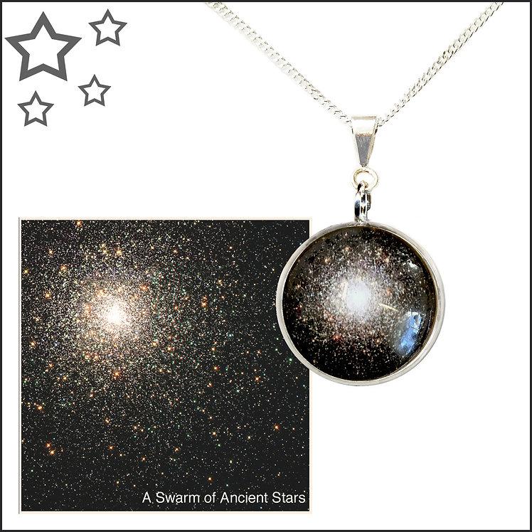 Star Cluster Pendant