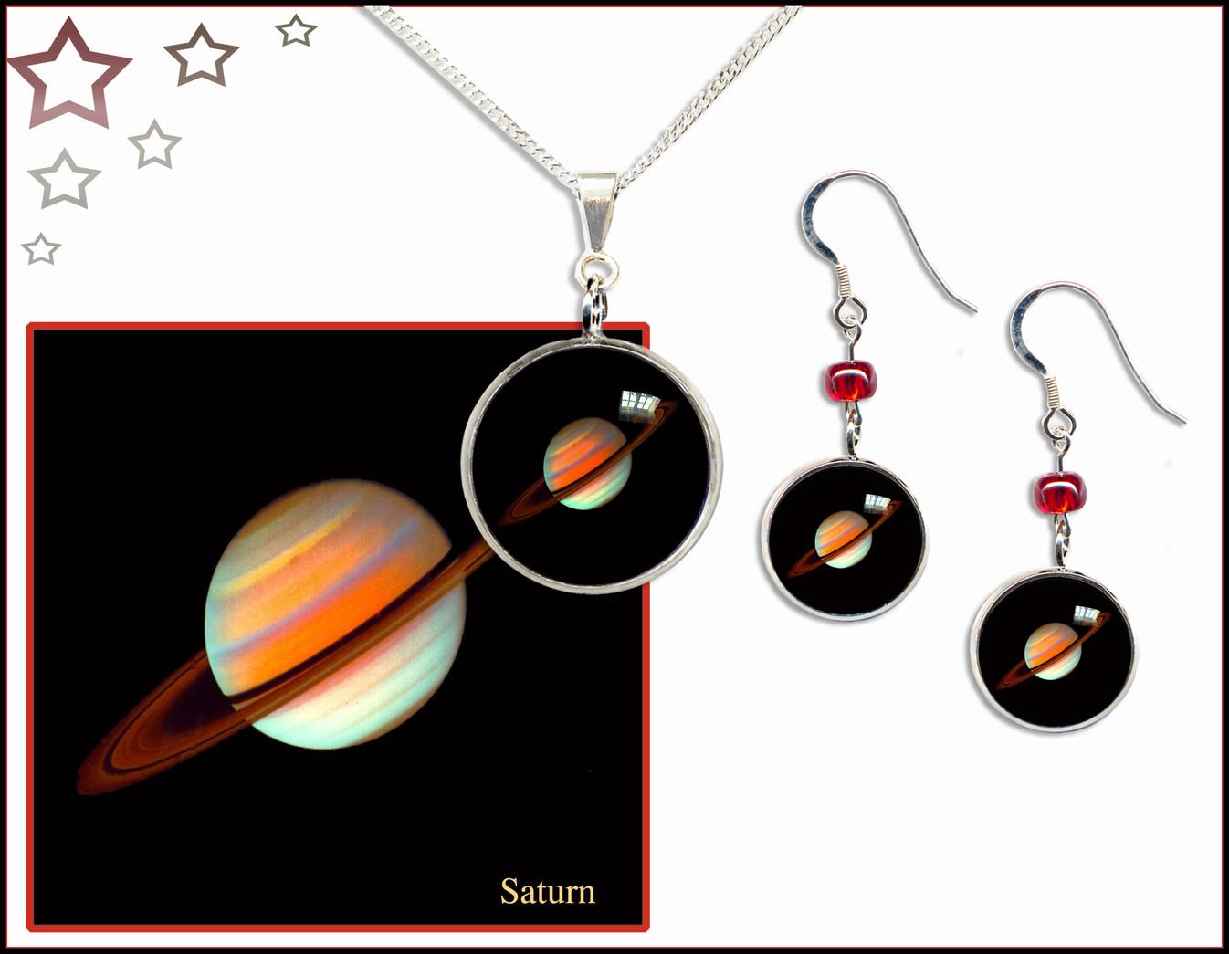 Saturn Gift Set.