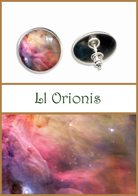 Ll Orionis Studs/Clips