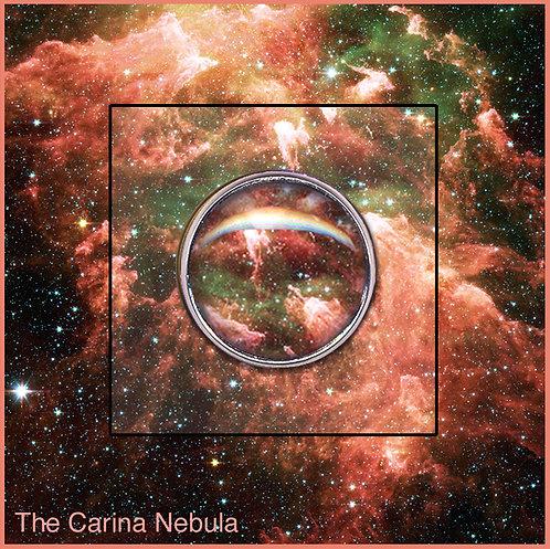 Carina Nebula Pin