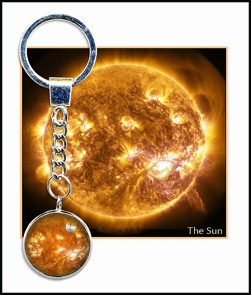 Sun Keyring
