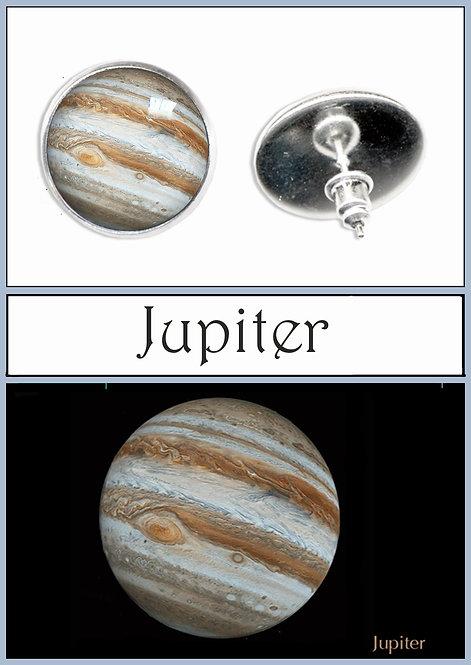 Jupiter Studs/Clips