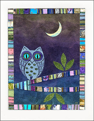 Fantasy Owl.