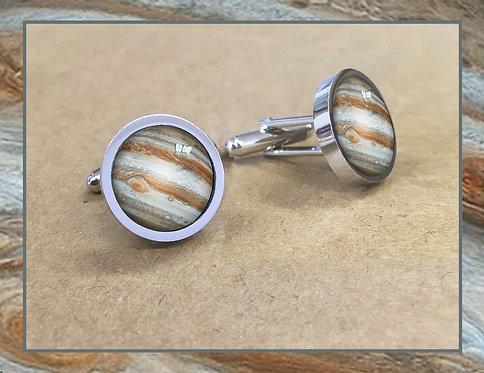 Jupiter Cufflinks