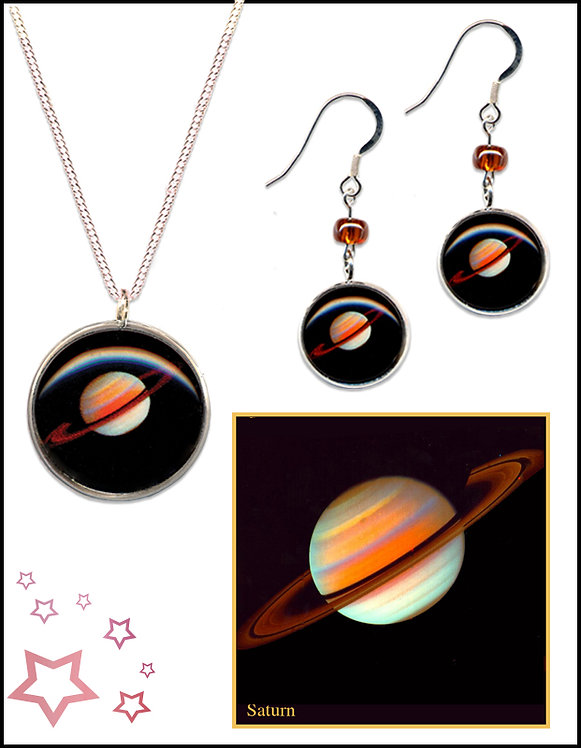 Saturn Gift Set