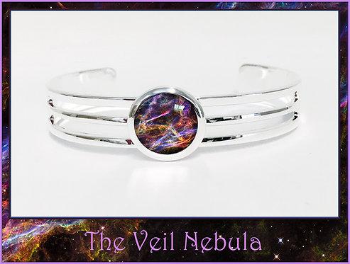 Veil Nebula Bangle