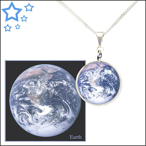 Earth Pendant
